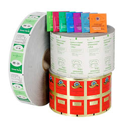 Tea Bags Packaging Film